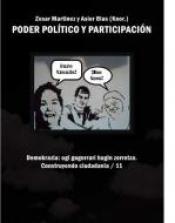 PODER POLÍTICO Y PARTICIPACIÓN