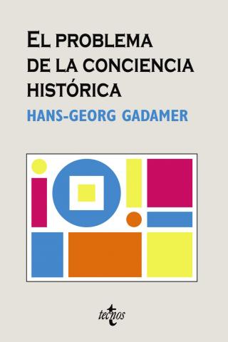 Imagen de cubierta: EL PROBLEMA DE LA CONCIENCIA HISTÓRICA