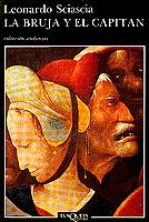 Imagen de cubierta: LA BRUJA Y EL CAPITÁN
