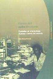 Imagen de cubierta: CARTAS DEL EXILIO LIBERTARIO