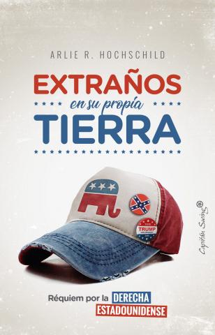 Imagen de cubierta: EXTRAÑOS EN SU PROPIA TIERRA