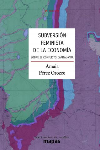 Cubierta Subversión feminista de la economía - 4 edicion