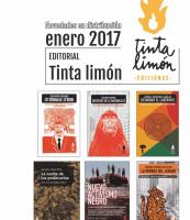 Novedades en distribución enero 2017 Tinta Limón