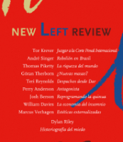 Portada nº New Left Review nº 85